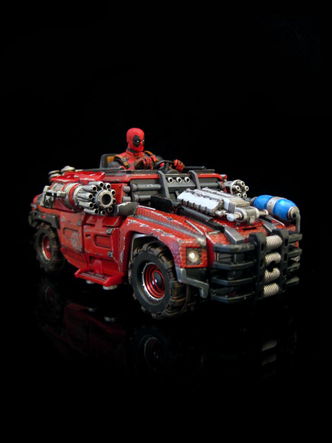 Deadpool Exo-Suit (alt mode 4)