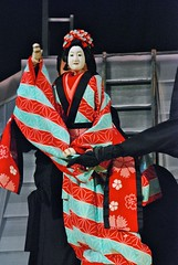 geisha(1.0), clothing(1.0), woman(1.0), female(1.0), peking opera(1.0), costume(1.0), person(1.0),