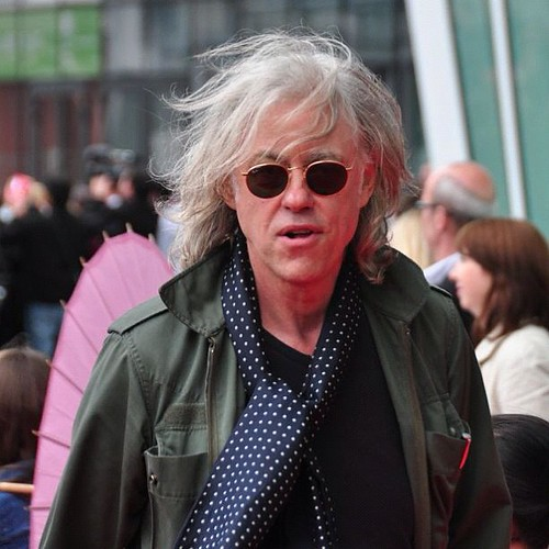 The legend that is Bob Geldof. #assk #burma by Gribers