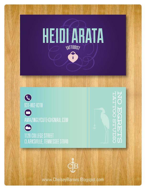 Card Concept 2 for Heidi Arata!