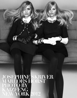 KAIZFENG FASHION - Josephine & Marloes
