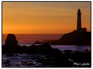 Pigeon Point Lighthouse Ca.