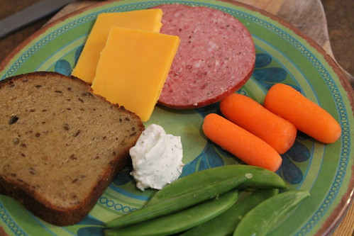 Gluten free kid lunch