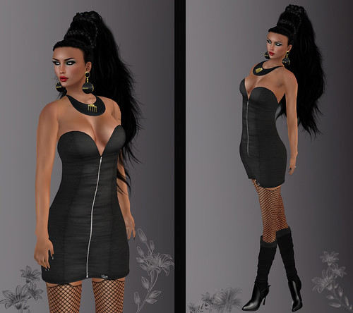 Black Only Event 2013 #1 by Dyana Serenity