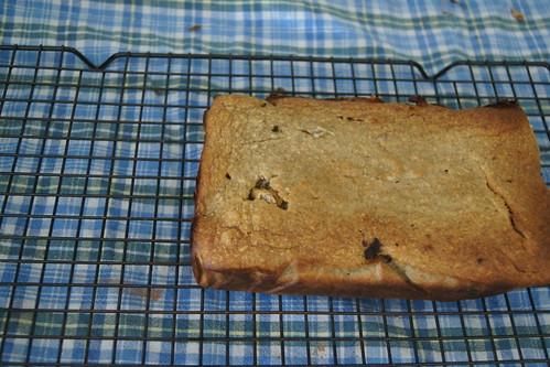 Gluten Free Paleo Banana Bread DSC01026