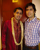 With Rakesh Pandit