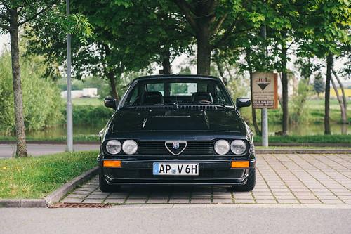 F'n'F Erfurt - Mai 2013 - Alfa Romeo GTV by bennorz