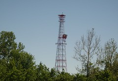 comm tower Sportsmans Rd. 160
