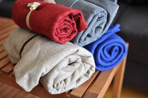 wool, chambray, jersey, wool blend
