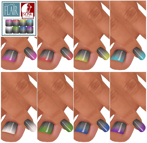 Flair - Nails Set 80