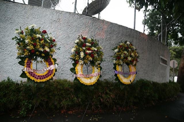 Coronas fúnebres Globovisión
