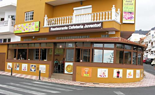 Cafeteria Juventud