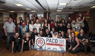 2013-06-01 - Encuentro estatal PACD Barcelona. Foto grupo