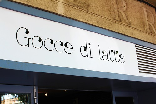 The Gocce di Latte sign_9408