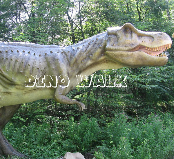 Lifelike Jurassic Dinosaur Exhibits /> </center> </body> </html>