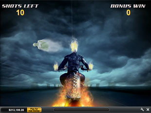 Ghost Rider Bonus Feature
