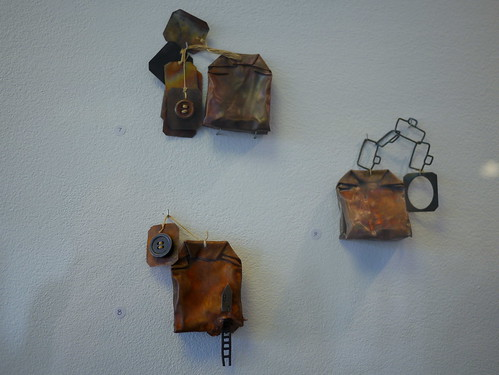 Glasgow School of Art - Jewellery and Silversmithing Degree Show 2013 - Lorna Annette Hay - 2