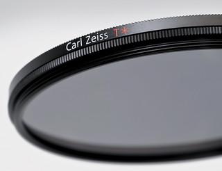 Carl Zeiss T* Filter / Carl Zeiss T* filter