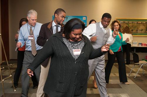 Dance Break at Leadership Academy 101