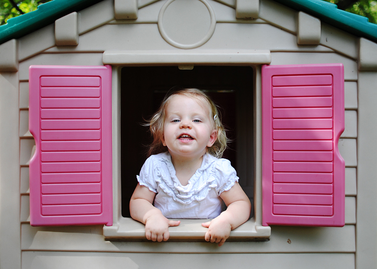 Playhouse Fun