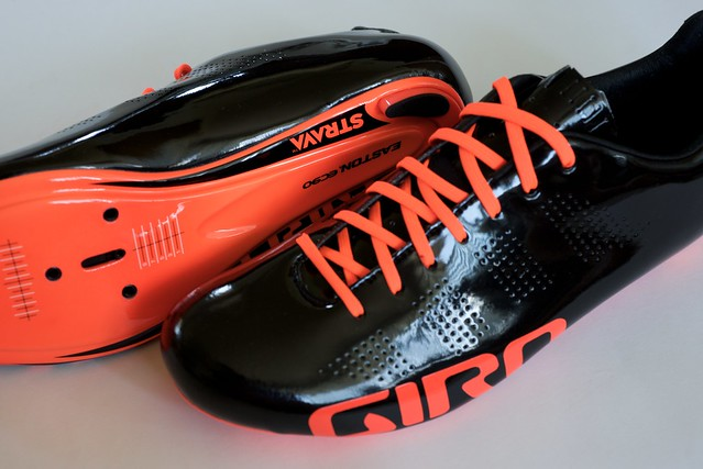 Won a pair of Giro Empire Shoes special version