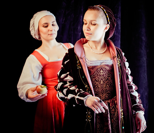 Me and Julia in renaissance style:)
