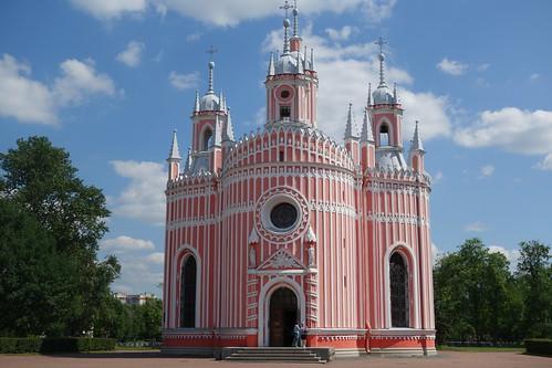 Chesme Church, Saint Petersburg