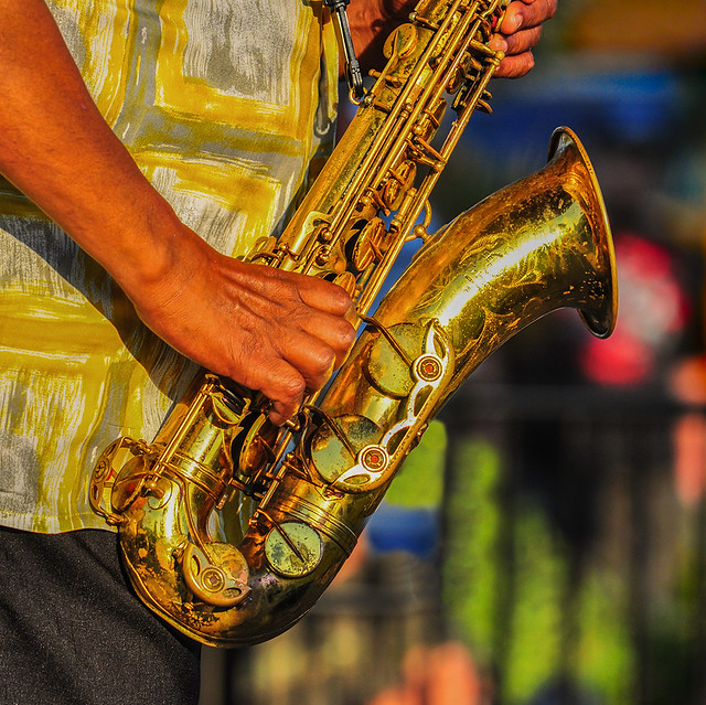 Sax In Color