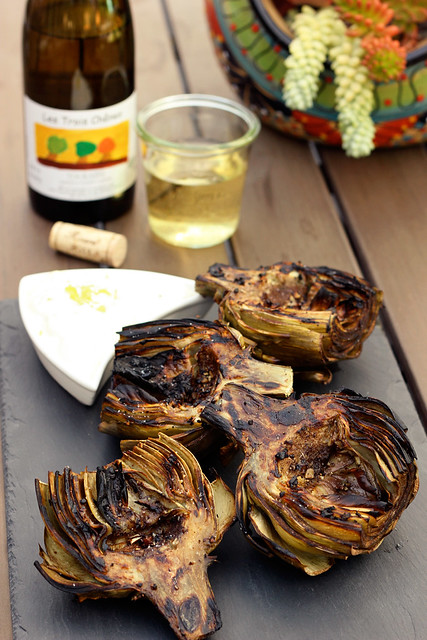 how to make fresh marinated artichoke hearts