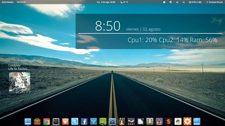 Desktop Arch Linux