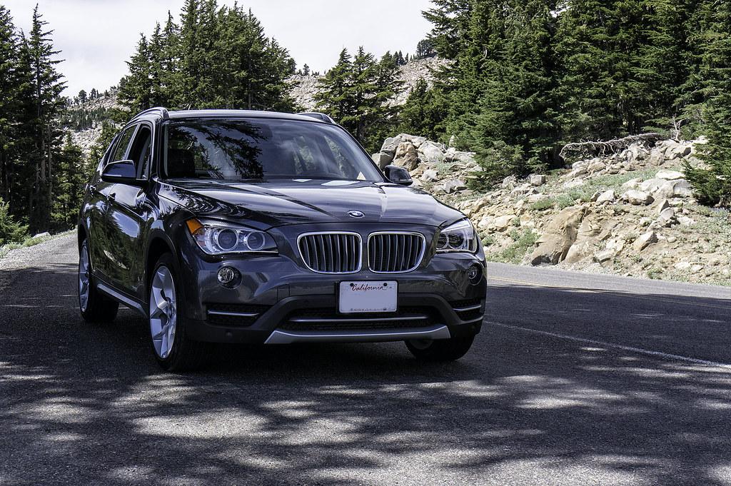 BMW X1 road trip