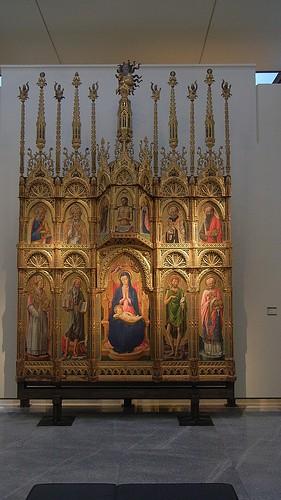 DSCN3327 _ Polittico, Vivarini Antonio, Vivarini Bartolomeo, 1450