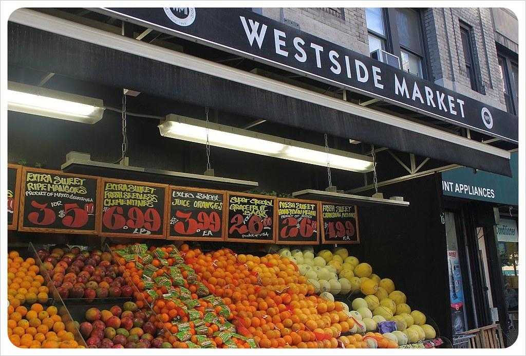 Upper West Side westside market