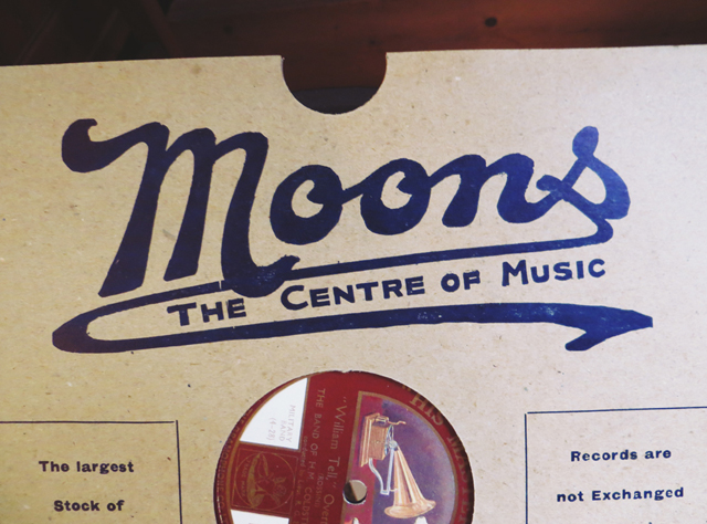 vintage moons record
