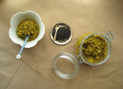 Persian Eggplant Pickle Spread