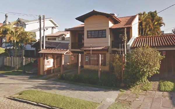 a casa onde eu sempre morei