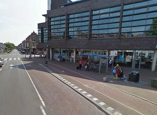 Bus stop Den Haag