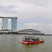 Singapore - Merlion Park Panorama