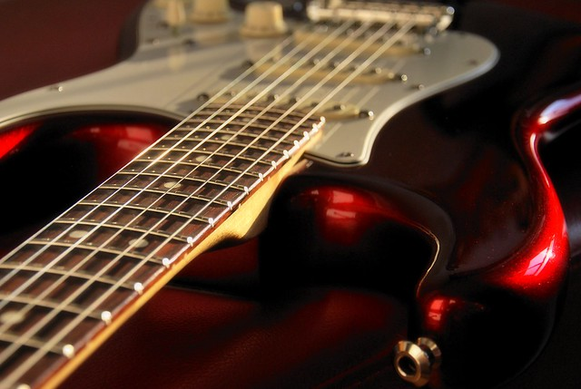 Photo:2013 Fender American Std. Strat (Mystic Red) By Freebird_71
