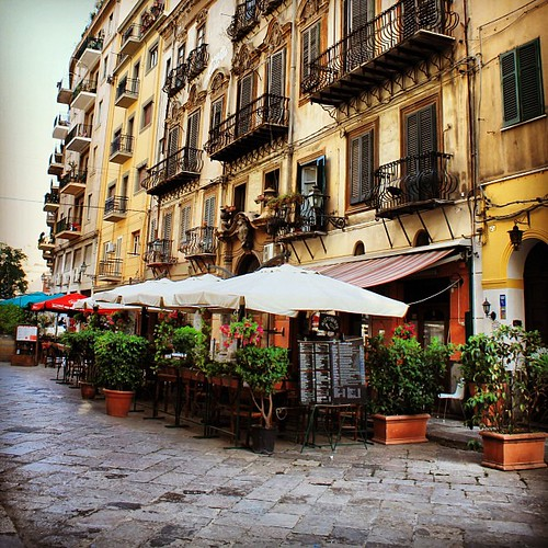 #palermo #sicily by Nouhailler
