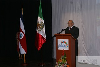 Inauguración de la 14° Feria Internacional del Libro en Costa Rica