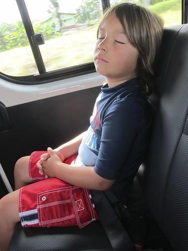 Sleepy Finn