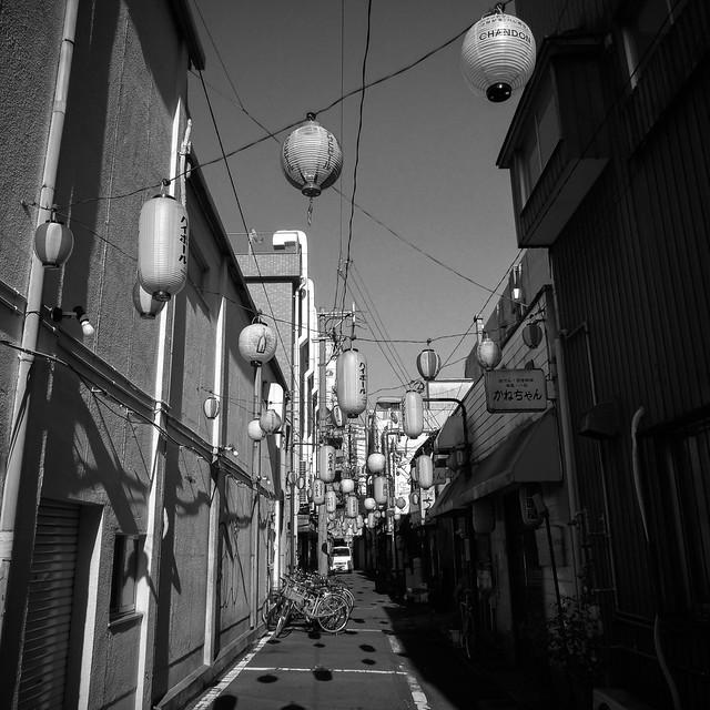 横丁alley