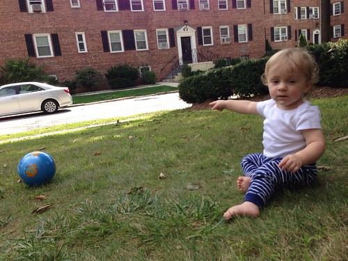 Outside Play on Rosh Hashanah