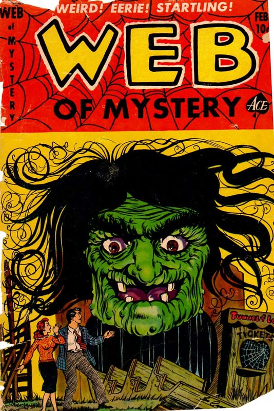 ace comics web of mystery 17