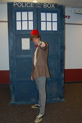Doctor Who 50th Anniv. Party