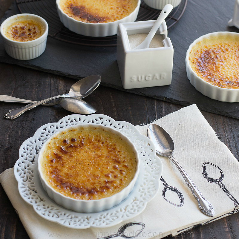 Classic Creme Brulee #LiveLikeJulia www.pineappleandcoconut (5)