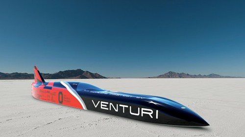 Venturi VBB-3 – самый мощный электромобиль