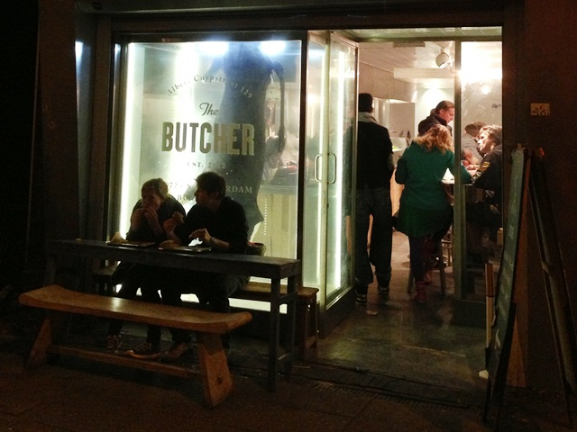Secret Kitchen of the Butcher Amsterdam - Your Little Black Book Yourlittleblackbook.me