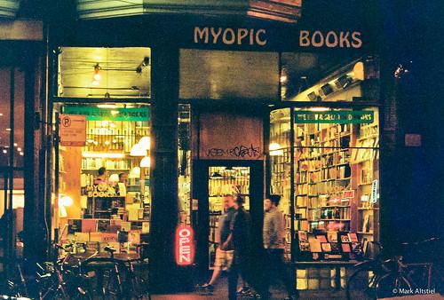 Myopic Books - Wicker Park